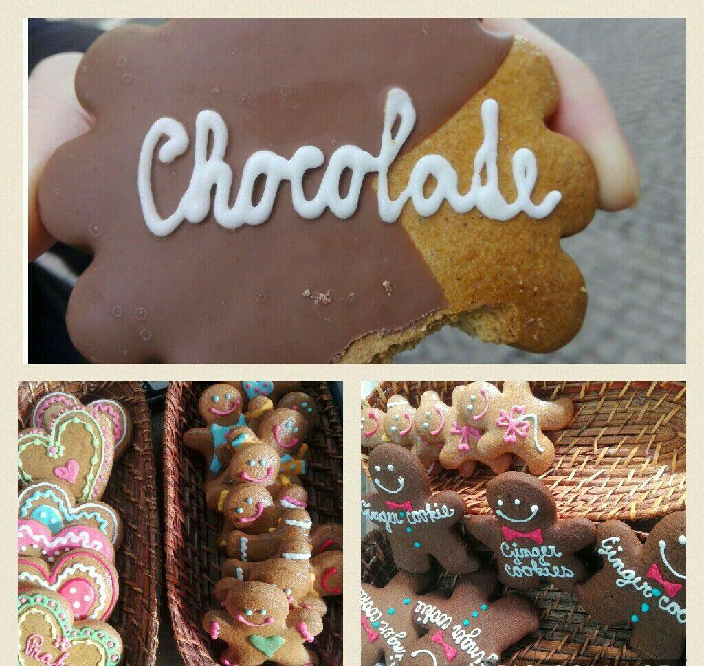 dulces típicos de Praga